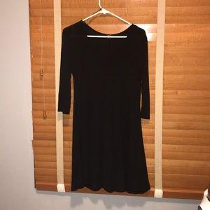 Rue 21 Black Dress